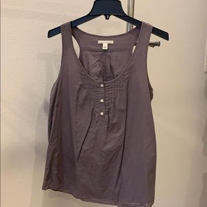 Banana Republic Grey tank